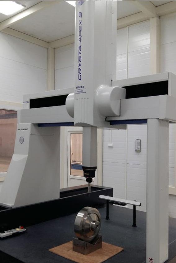 Контрольно-измерительная машина CRYSTA-Apex S-121210 (Mitutoyo)